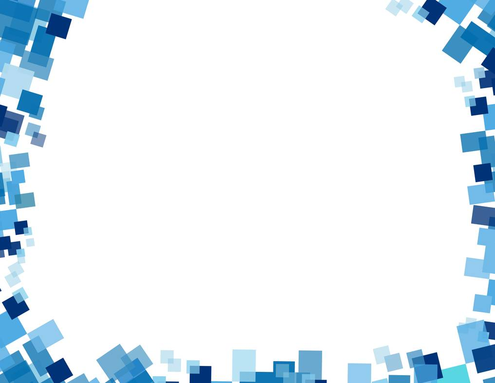 Abstract Blue Certificate Border By Bh 803167 Png