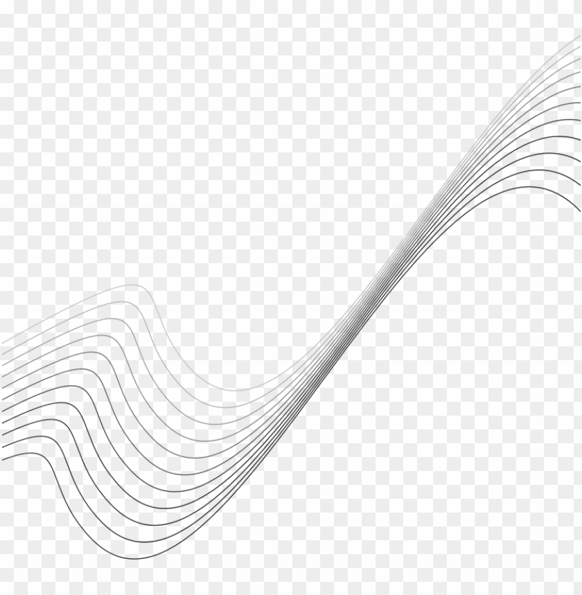 Black Lines Png - abstract lines black and white png PNG image with transparent ...