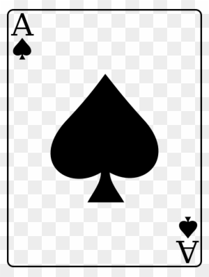 Ace Of Spades Png Hd - Ace Of Spades Png (98+ images in Collection) Page 1