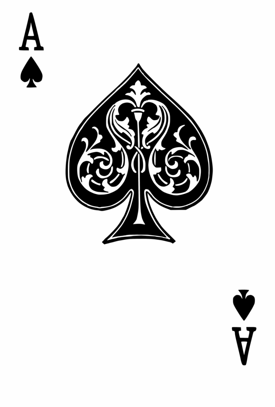 Ace Of Spades Png Hd - Ace Of Spades Png Free PNG Images & Clipart Download #2213111 ...