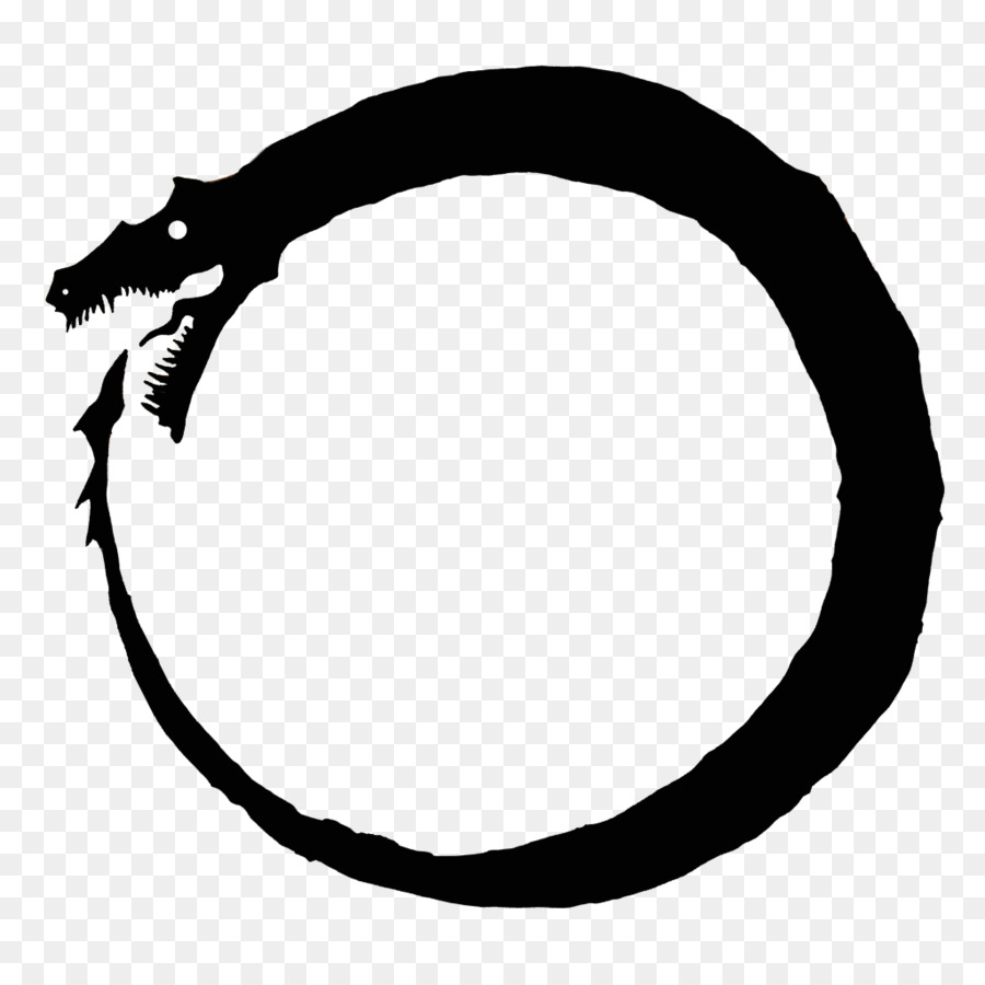 Ouroboros Symbol Png - ace png download - 1024*1024 - Free Transparent Ouroboros png ...