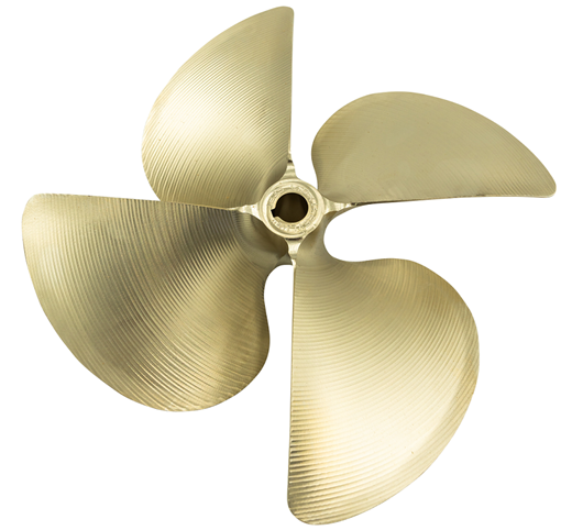 """Boat Propeller Png - ACME 208 13"""" x 12"""" x .080 cup with 1"""" bore RH boat propeller"""