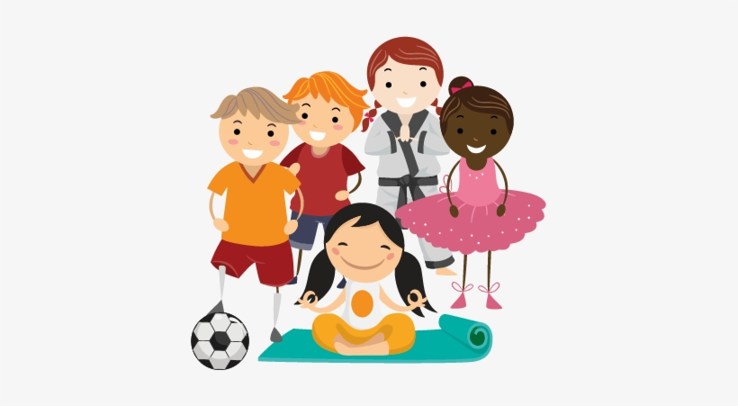 Extracurricular Activity Png - Activities - Extra Curricular Activities Cartoon PNG Image ...