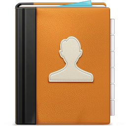 Book Icon Ico Png - Address book Icon - ico,png,icns,Icon pack download