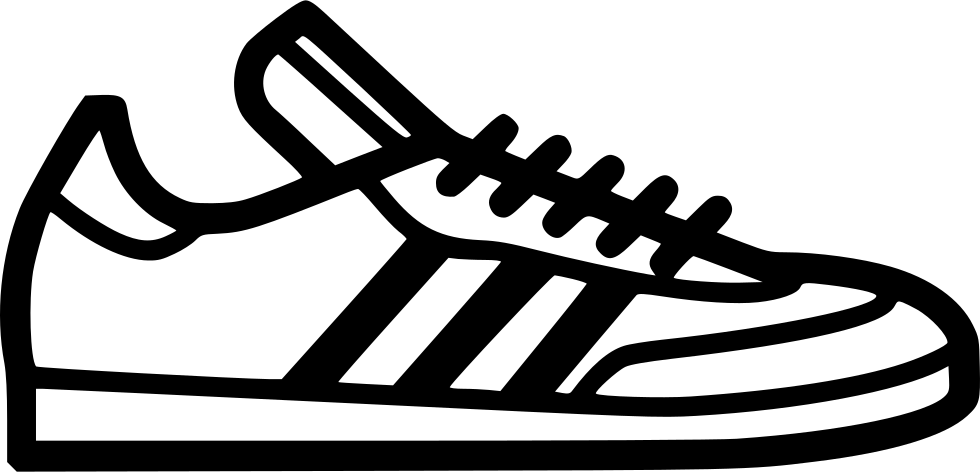 Adidas Superstar Illustration Png - Adidas Shoes Clipart