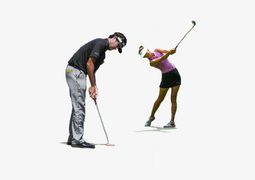 Pitch And Putt Png - Adult Golfers - Pitch And Putt Transparent PNG - 450x500 - Free ...