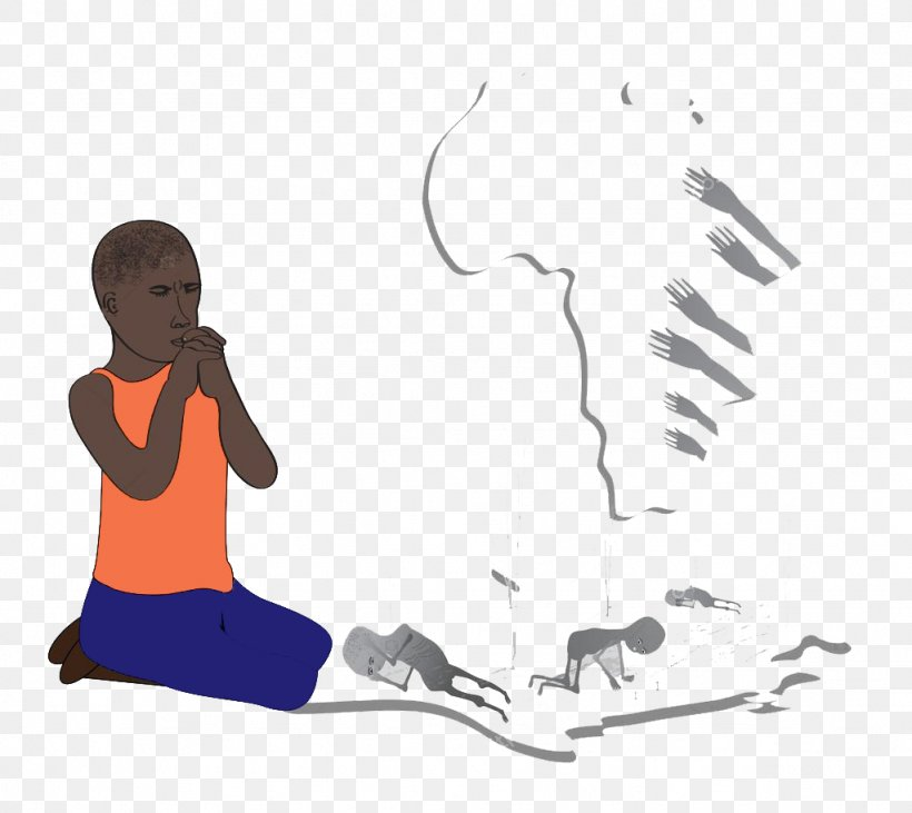 Poverty In Africa Png - Africa Prayer Illustration, PNG, 1024x913px, Africa, Child, Human ...