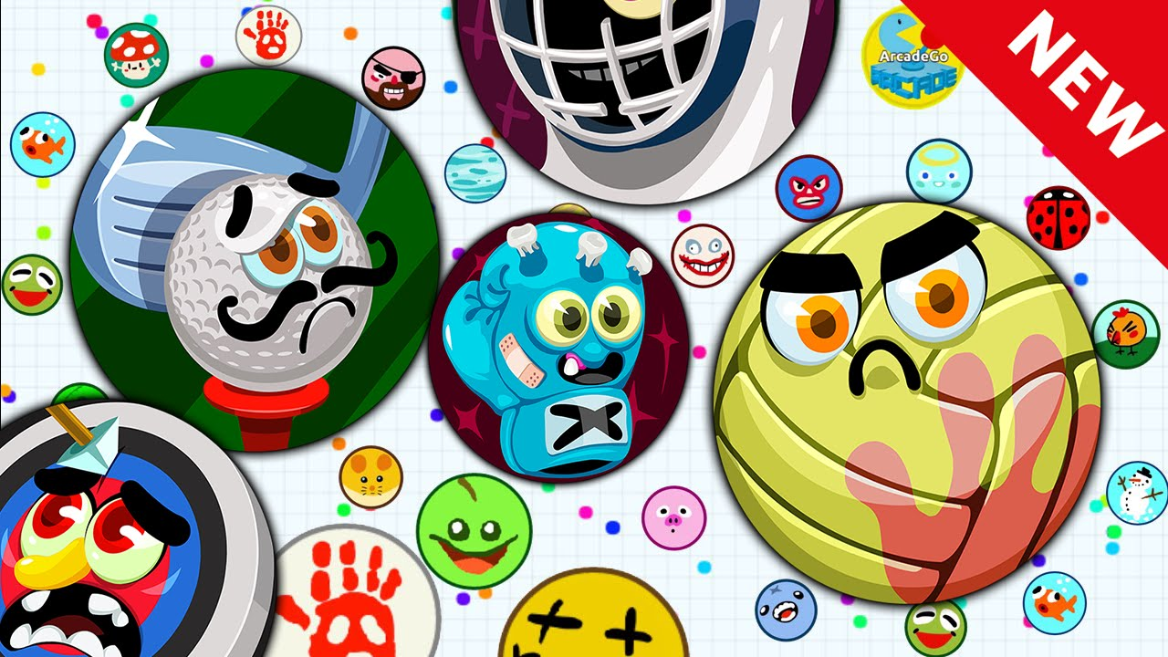 Agar Io Download Png New All Skins S 1336738 Png Images Pngio