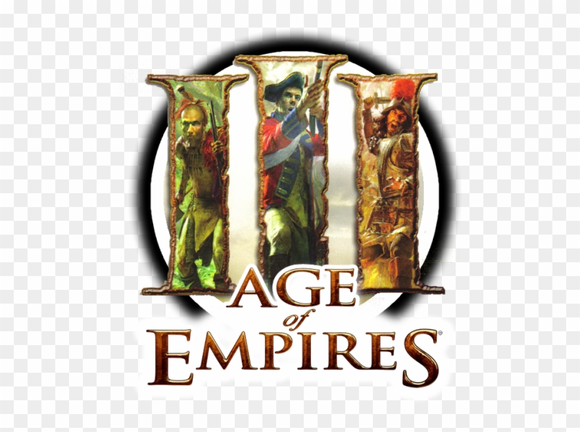 Age Of Empires Png - Age Of Empires Iii Skidrow - Age Of Empires Iii Pc, HD Png ...