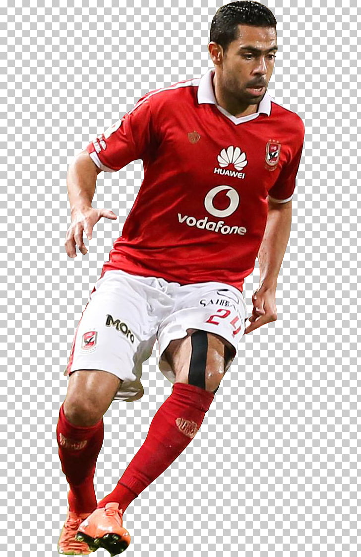 Ahmed Fathy Png - Ahmed Fathy Al Ahly SC Soccer player 2018 World Cup Football ...