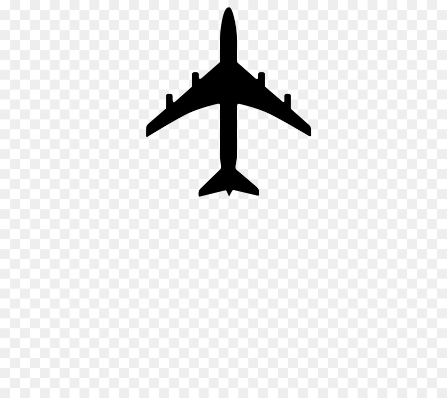 Black And White Plane Png Free Black And White Plane Png