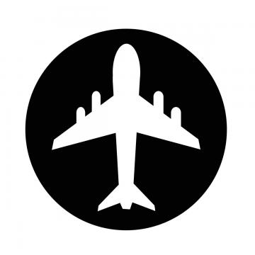 Airplane Icon Png Free Airplane Icon Png Transparent Images