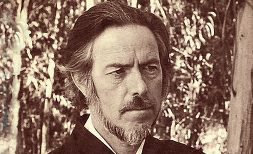 Alan Watts Png - Alan Watts Presents a 15-Minute Guided Meditation: A Time-Tested ...