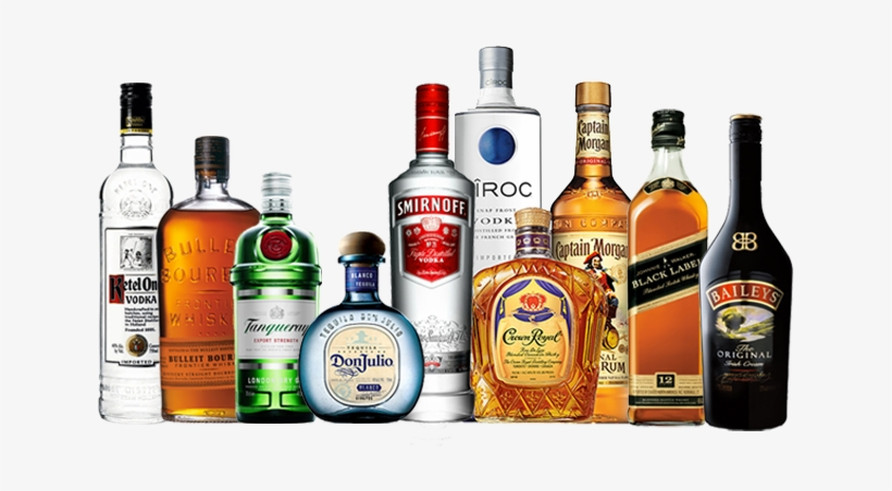 Distilled Beverage Png - Alcohol Transparent Background, wallpaper collections at ...