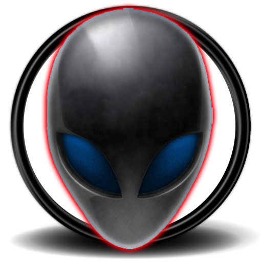Alienware Red Png - Alienware Logo PNG   PNG All