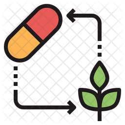 Alternative Medicine Icon Of Colored Out Png Images Pngio