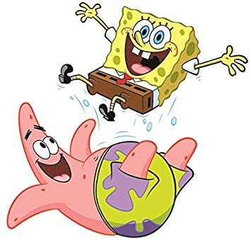 Patrick Starfish Image - Amazon.com: 9 Inch Patrick Star Starfish Spongebob Squarepants ...