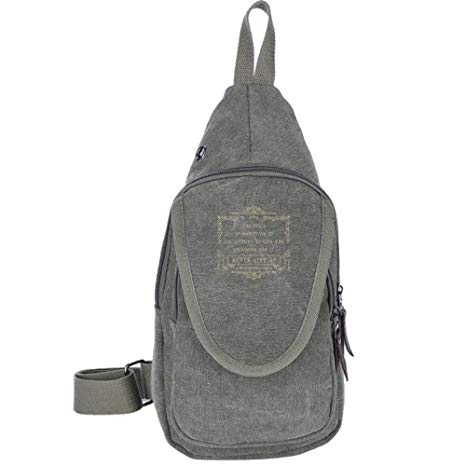 Body Bag Png - Amazon.com : Canvas Sling Bag, The Price Of Anything Is The Amount ...