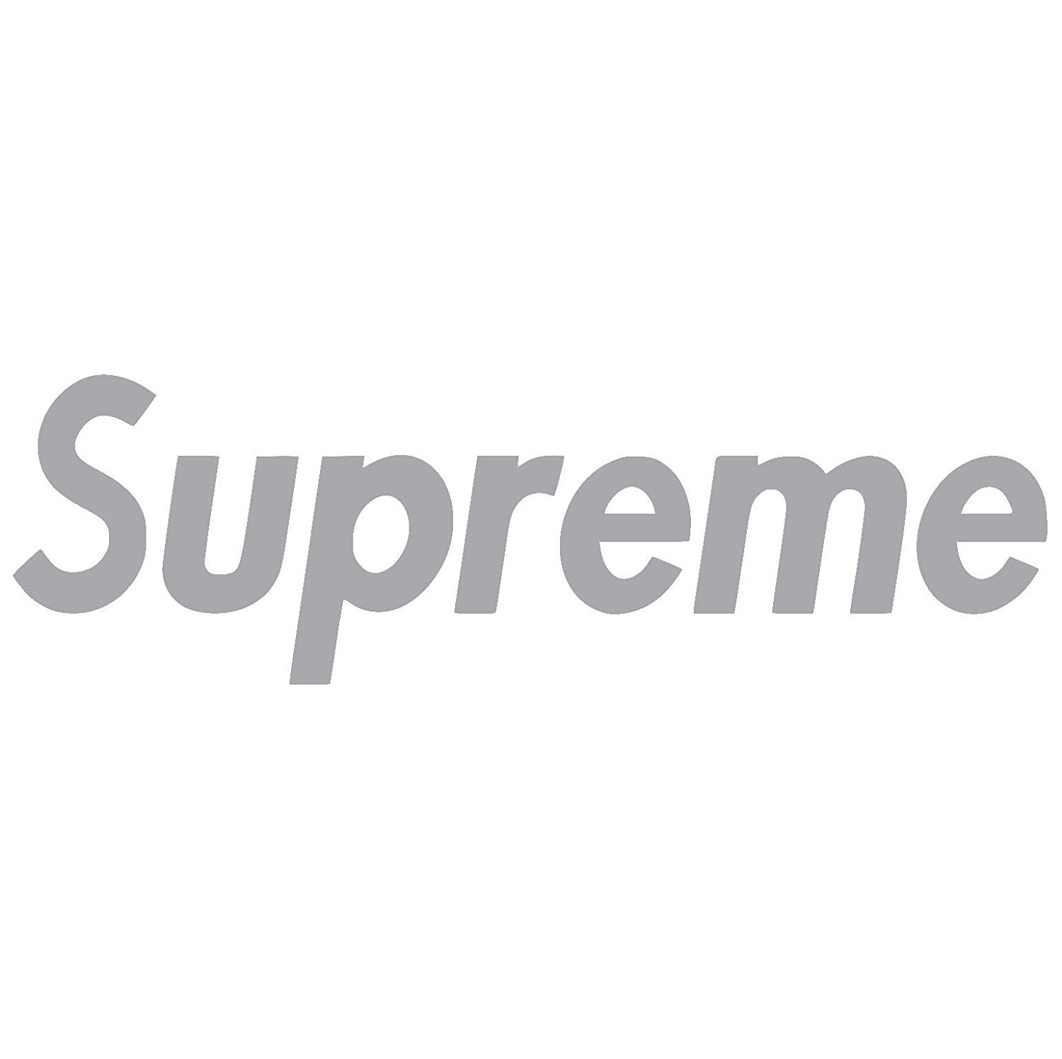 Amazon Com Supreme Clothing Logo No Bac 773017 Png Images Pngio