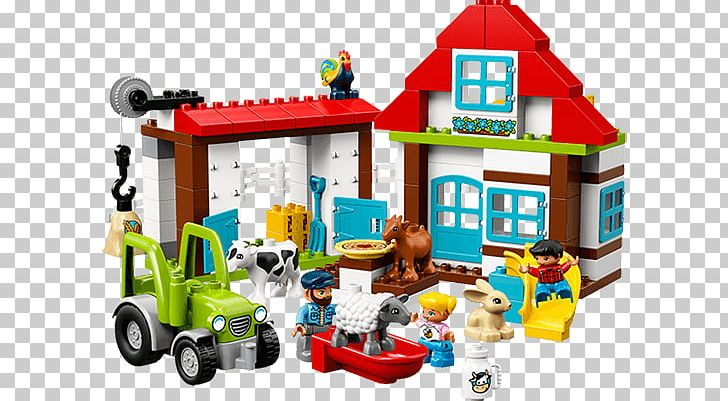 Toy Group Png - Amazon.com The Lego Group Toy LEGO 10525 DUPLO Big Farm PNG ...