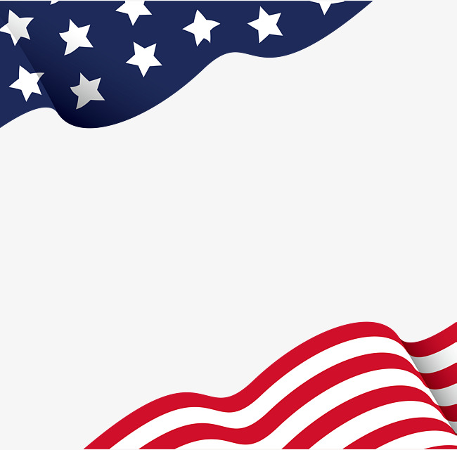 American Flag Png - american flag borders, Flag Vector, Vector Png, Stars And Stripes PNG and  Vector