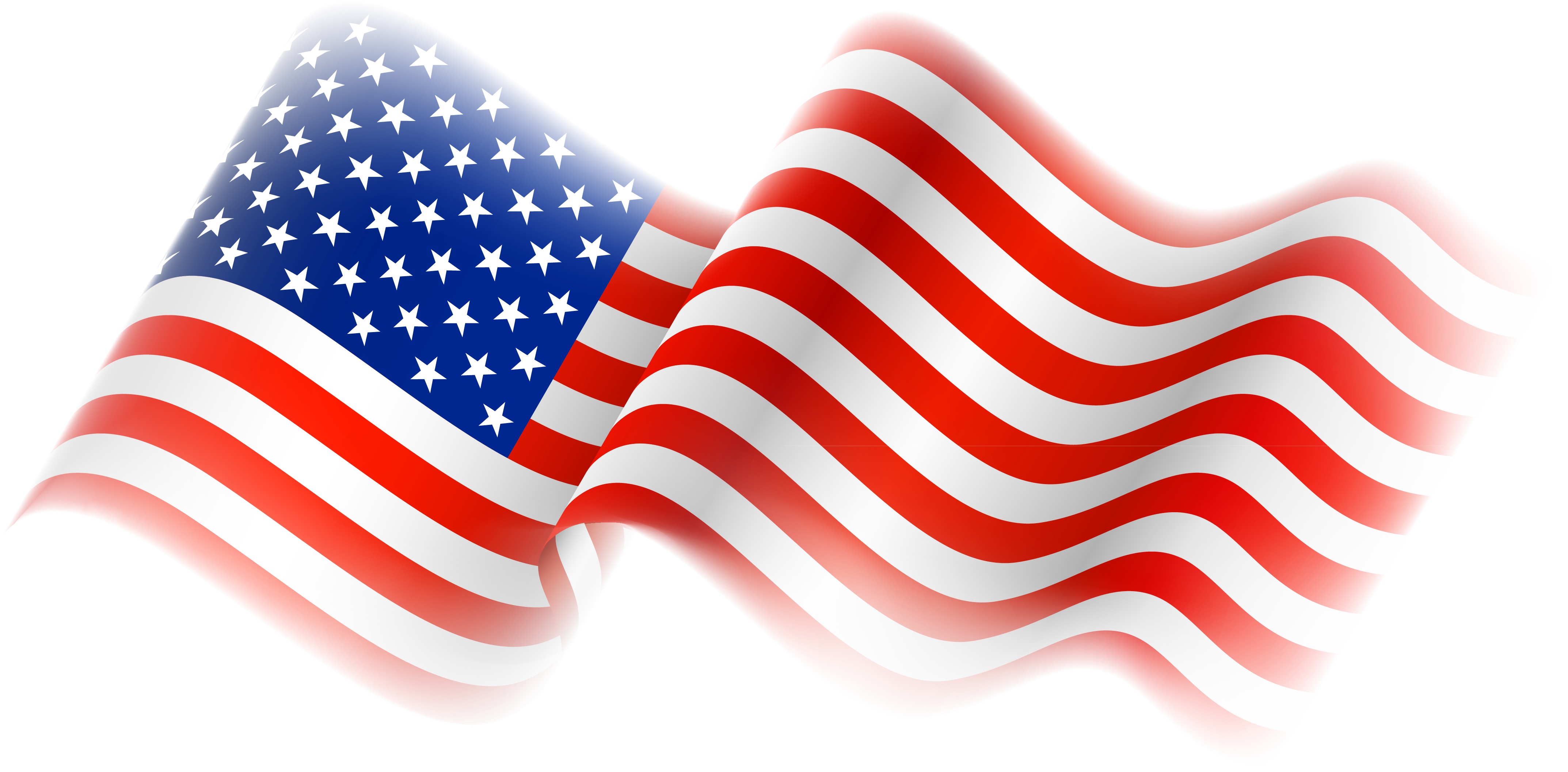 American Flag Png - American Flag Clipart 6 PNG Images