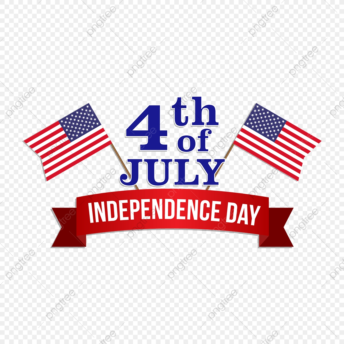 American Independence Day Png - American Flag Independence Day, Background, Travel, Flag PNG and ...