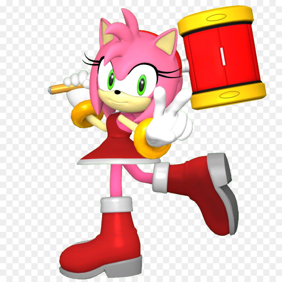 Amy Rose Png Free Amy Rose Png Transparent Images 29436 Pngio