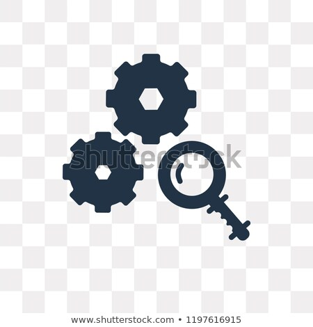Analyze Png No Background - Analyze Vector Icon Isolated On Transparent Stock Vector (Royalty ...