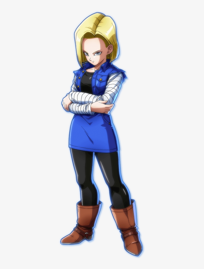 Android 18 Png - Android 18 Png, png collections at sccpre.cat