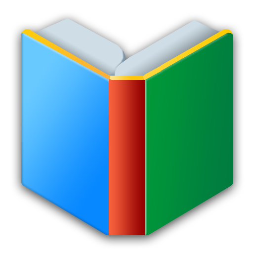 Book Icon Ico Png - Android, books, r icon