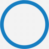 Circle Border Transparent - Android Question - [Solved] Drawing transparent circle with solid ...