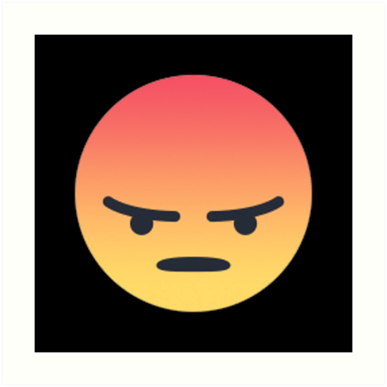 Angry React Png - Angry React Png Vector, Clipart, PSD - peoplepng.com