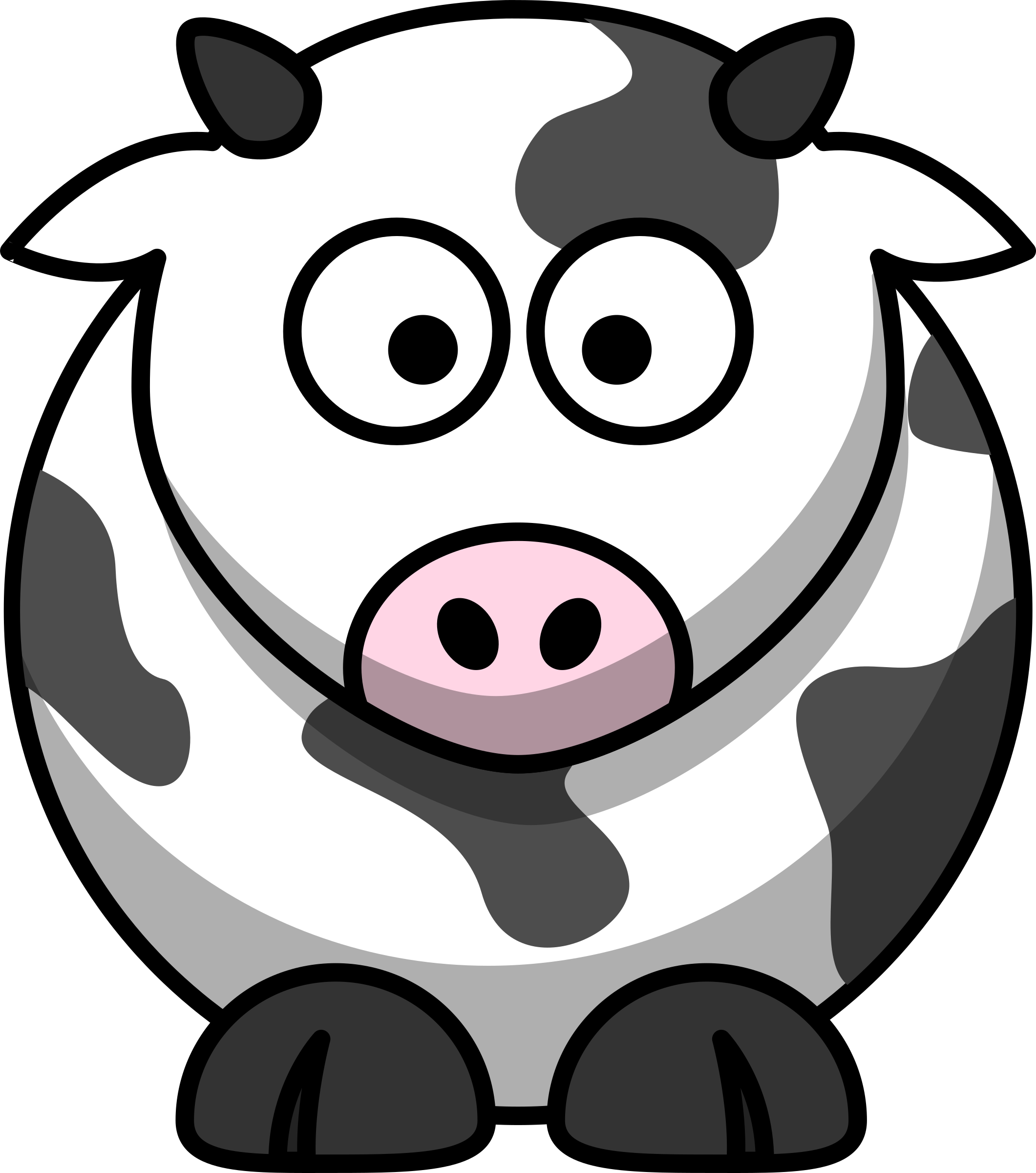 Cartoon Cow Png - animal-cow-free-PNG-transparent-background-images-free-download ...