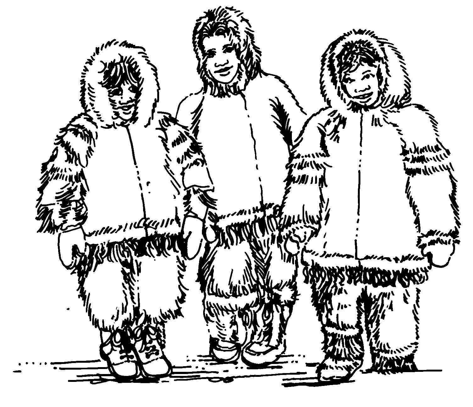Arctic People Png - Animal life at the south pole (antarctica): By OpenStax   Jobilize.com