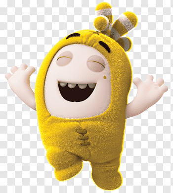 Day In The Life Of Fuse Png - Animated cartoon Animated film Animated series Episode, oddbods ...