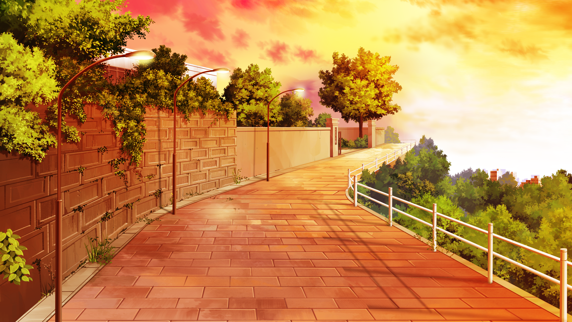 Png scenery backgrounds free scenery - Best site to download anime wallpapers ...