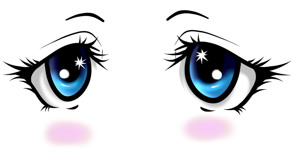 Anime Eyes Png W3 Org 900309 Png Images Pngio