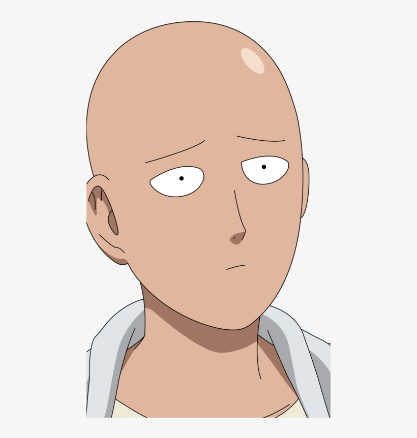 Anime One Punch Man Png - Anime / One-punch Man Mobile Wallpaper - One Punch Man Saitama No ...