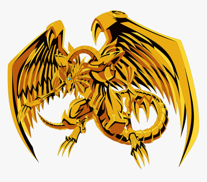 Winged Dragon Of Ra Png - Anime Winged Dragon Of Ra, HD Png Download , Transparent Png Image ...