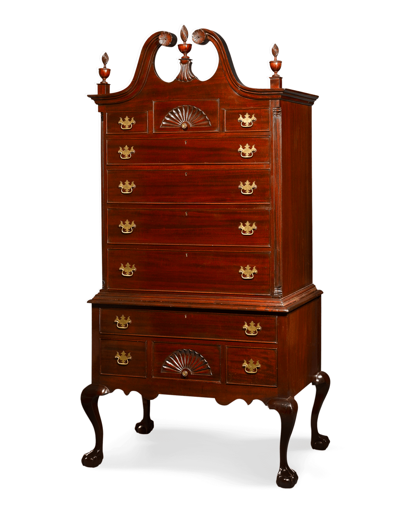 Queen Anne Style Furniture Png Free
