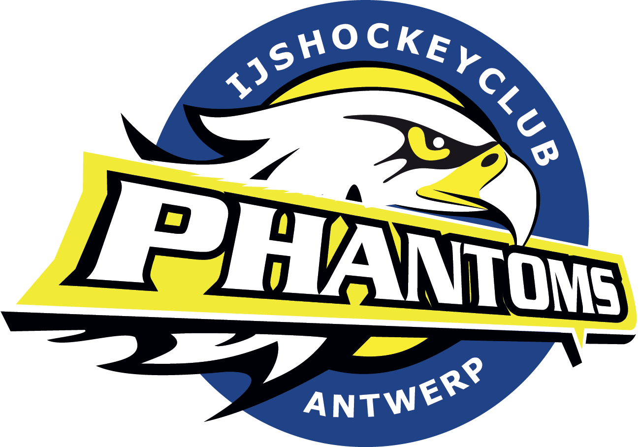 Antwerp Png - Antwerp Phantoms Hockey Team Logo transparent PNG - StickPNG