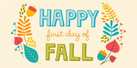"""First Day Of Fall Png - AOL Customer Support on Twitter: """"Goodbye, Summer. You left us too ..."""