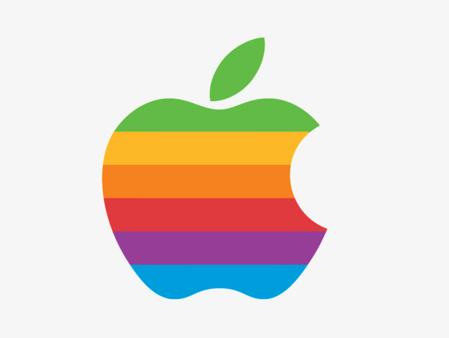 Color Apple Png - Apple Clipart Color