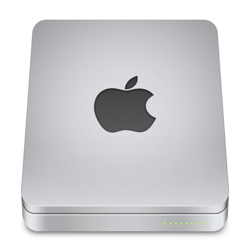 Apple Disk Image Png - Apple Icon - Unibody HDs Icons - SoftIcons.com