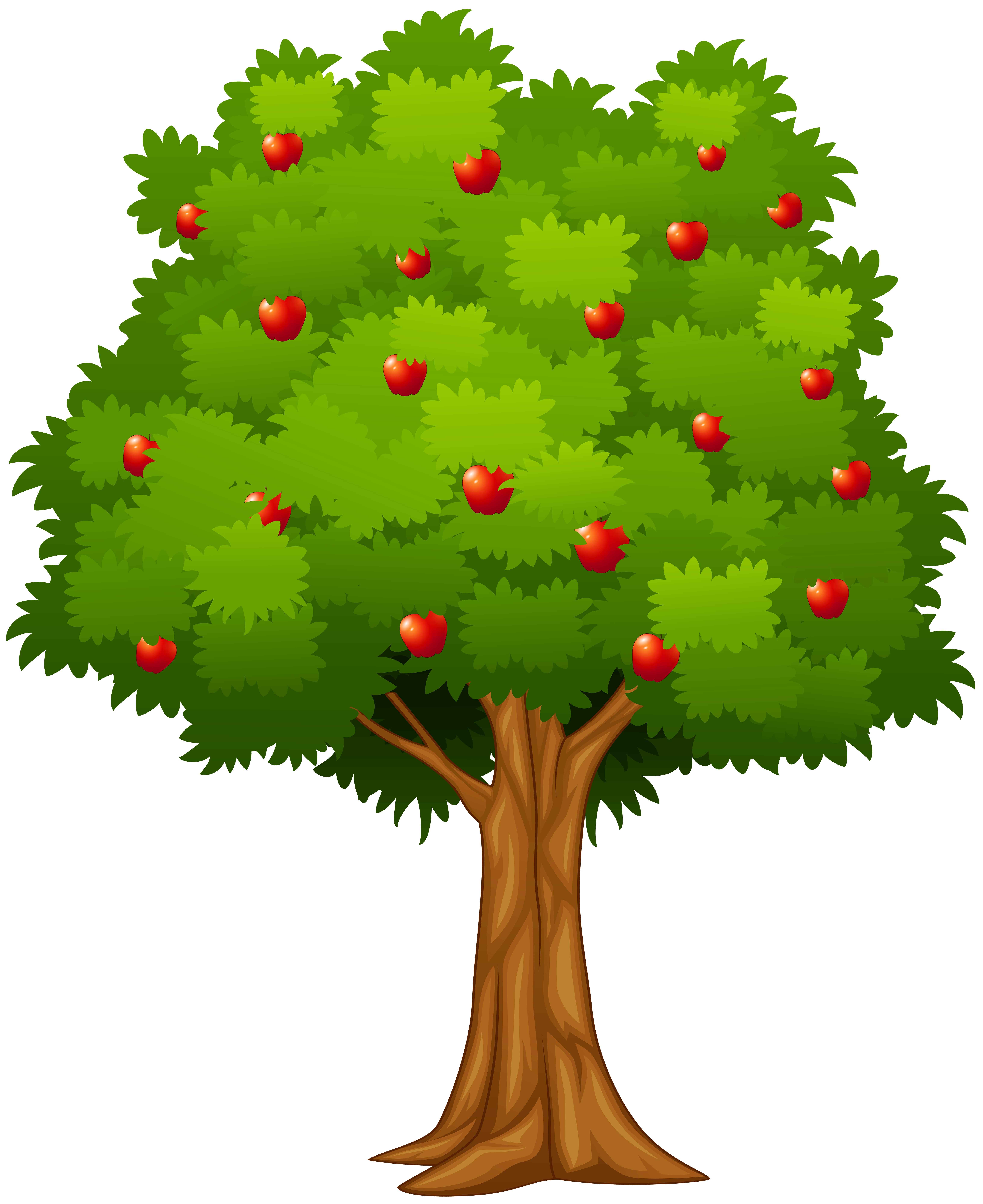 Apple Tree Png Free Use - Apple Tree PNG Clip Art Image | Gallery Yopriceville - High ...