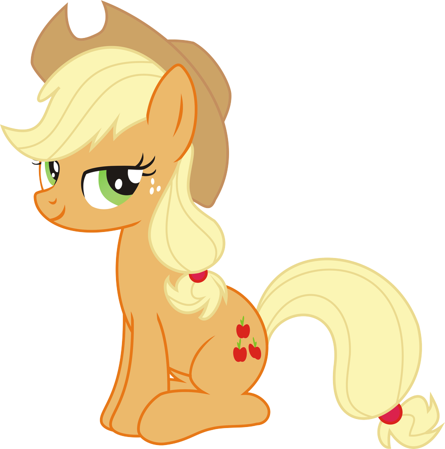 Applejack Png - Applejack PNG not final by leopurofriki on DeviantArt