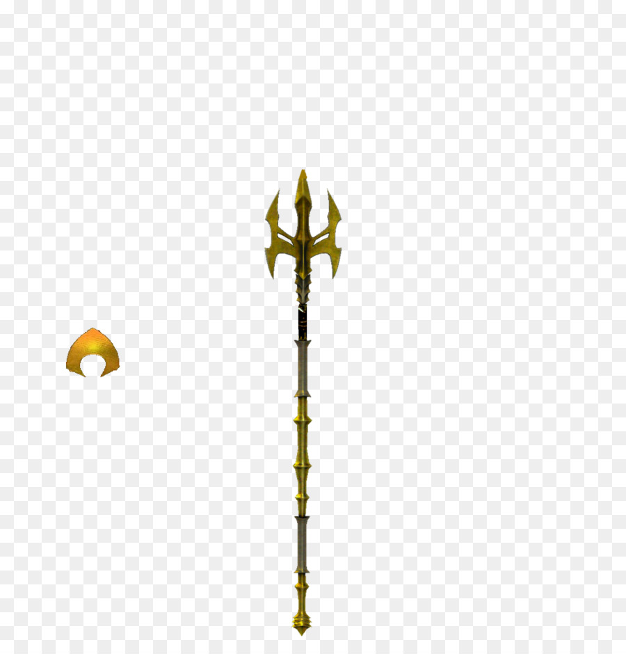 Aquaman Trident Of Poseidon Trident Of P 562421 Png