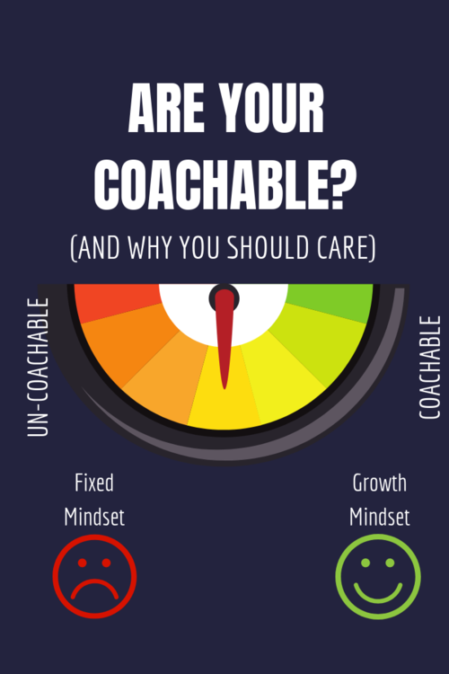 Coachable Png - Are your athletes coachable (...and why they should care!) — Who ...