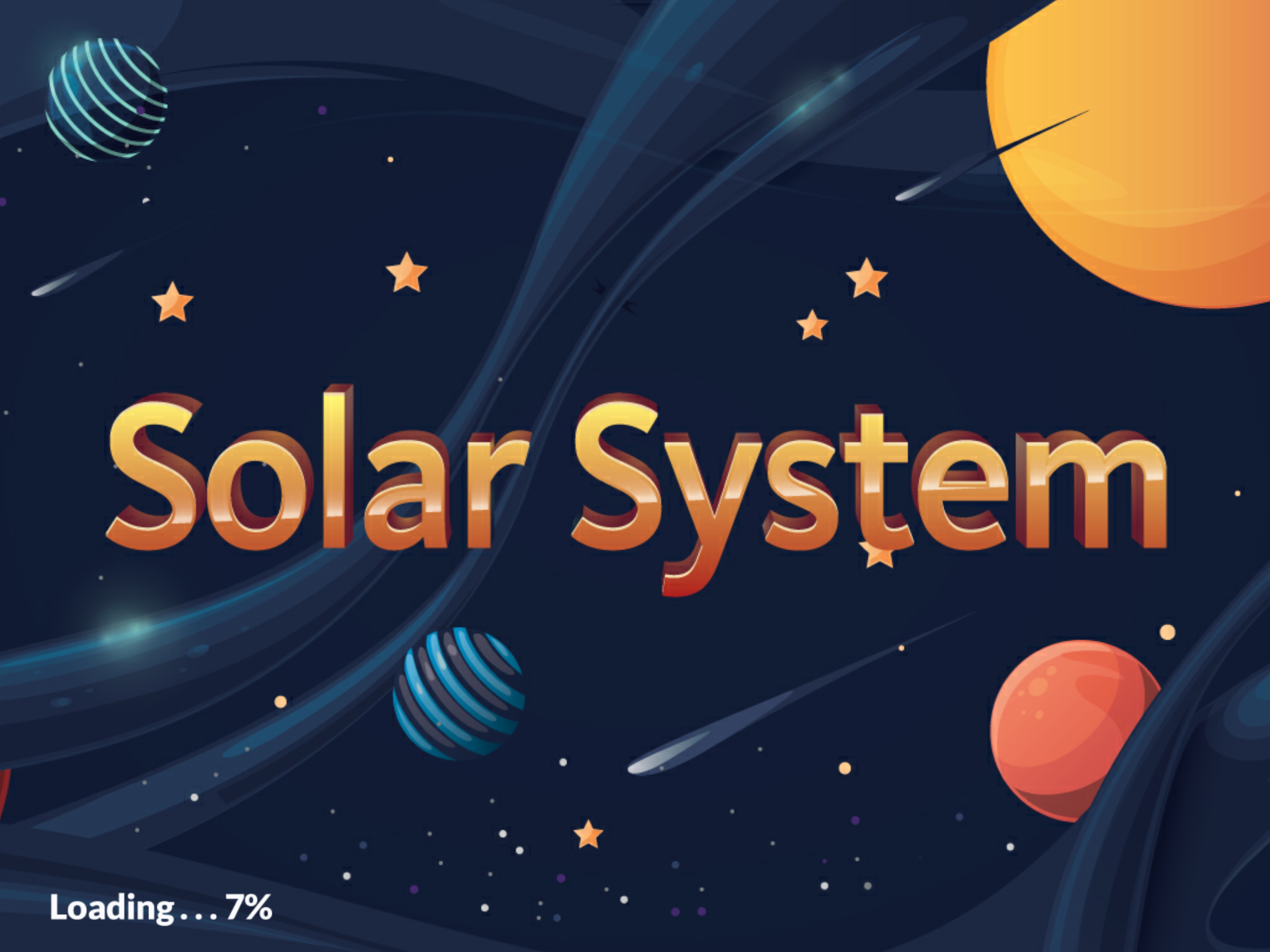 Solar System Png For Kids - Arloon Solar System Review for Teachers | Common Sense Education